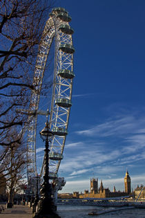 The London Eye von David Pringle