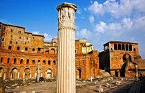 Forum Romanum - Antikes Rom  von captainsilva