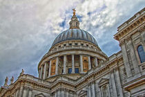 St Paul's Cathedral by David Pringle