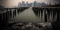 Manhattan On The Rocks by Chris Lord