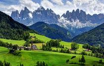 Die schönsten Berge der Welt von Wolfgang Dufner