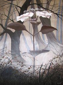 Herbsthortensie by Karin Pätzold