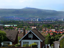 The View North West From East Belfast by John McCoubrey