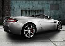 Aston martin vantage von cjsphotos
