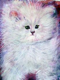 Das Kätzchen von Irina Usova