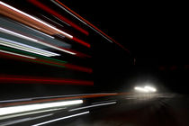 Freeway at night by Intensivelight Panorama-Edition