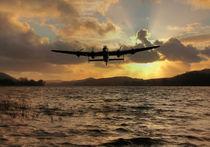 Lancaster and the Lake by James Biggadike