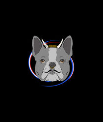 French Bulldog by Jose Alejandro Plata