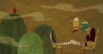 Don Quixote by khiaraart