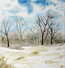 Winter-maples