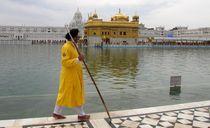 Goldener Tempel in Indien von reisemonster