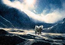 End Of The World- Painting von Milan Karadzic
