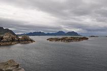 Inseln im norwegischen Meer, Vesterålen by up2date-website