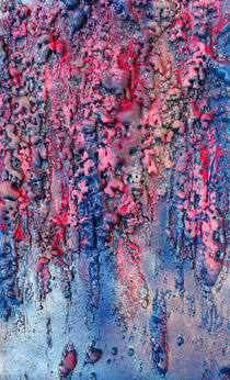 Abstract Mixed Media 2 by Julia Fine Art