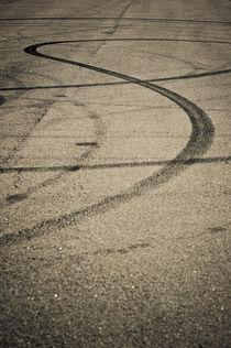 Empty street  von Lars Hallstrom