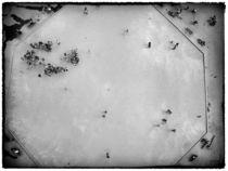 Paris people by Iain Clark