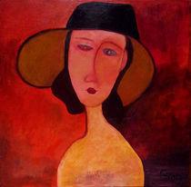 Madame Modigliani 2 von giorgia