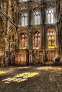 Sunlight Through the Windows by Fiona Messenger