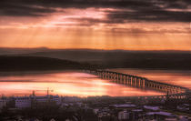 Dundee Railway Bridge by Fiona Messenger