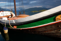 Detail of a Norrlandsboat by Intensivelight Panorama-Edition