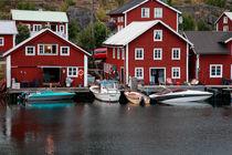 Swedish fishing village von Intensivelight Panorama-Edition