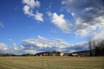 Bright day in early spring on the countryside von Intensivelight Panorama-Edition