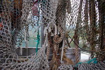 Old ropes and nets von Intensivelight Panorama-Edition