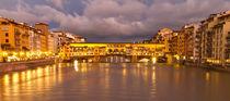 Ponte Vecchio von Evren Kalinbacak