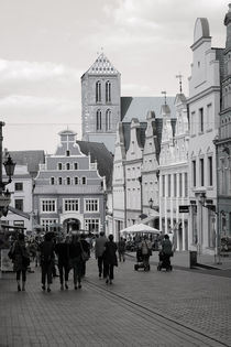 Hansestadt Wismar by Bastian  Kienitz