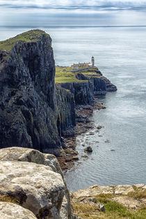 Neist Point Lighthouse von Paul messenger