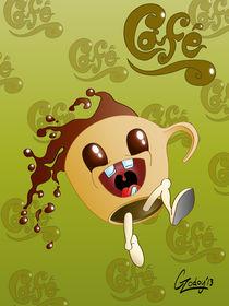 Cafécafécafécafé by Julio Godoy