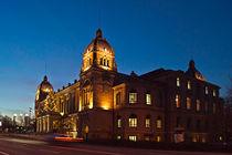 city Hall by Bernhard Rypalla