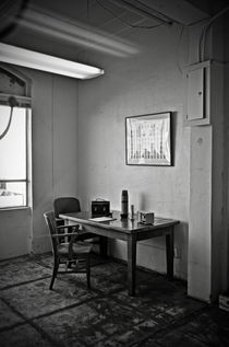 Guard dining area in Alcatraz prison by RicardMN Photography