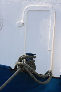 Door on a trawler von Intensivelight Panorama-Edition