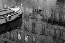 Canale Grande di Trieste - monochrome von Intensivelight Panorama-Edition