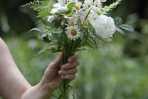 White flower bouquet von Intensivelight Panorama-Edition