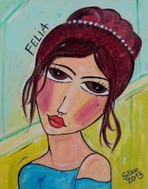 """Felia"" von Silke Heil-Sandberg"