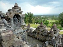 Tempelaussicht auf Java by reisemonster