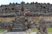 Tempelwächter by reisemonster