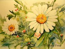Meine Lieblingsblumen von Maria Földy