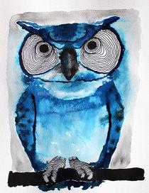 Blue Owl von Condor Artworks