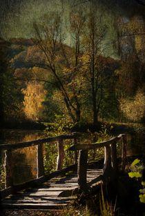 Kleine Brücke by Elke Balzen
