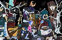 Venice-art-collage-economic-crisis-europe-italy