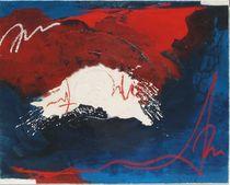Rot und blau von Sigurd Schönherr