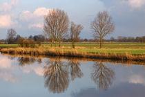 Spiegelung bei Windstille - Mirroring with no wind von ropo13