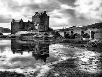 Eilean Donan Castle, Scotland by Jacqi Elmslie