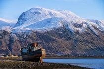 Ben Nevis Scotland by Jacqi Elmslie