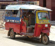 Tuk Tuk in Laos von reisemonster