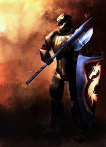 golden axman by Tomex digital