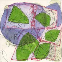 Blaue Ferne - Grünes Nah von Wolfgang Wende